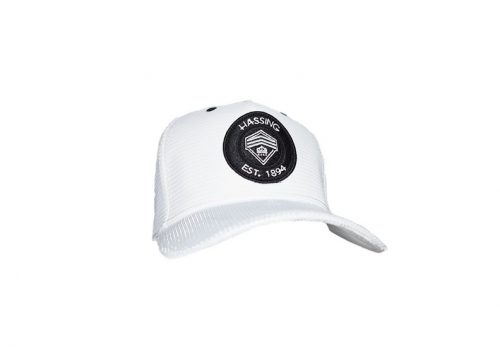 Lightweight trucker cap